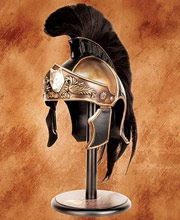 Helmet of General Maximus. Windlass